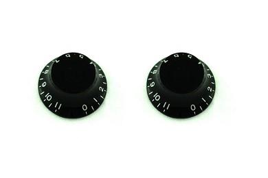 Bell Knobs - Black