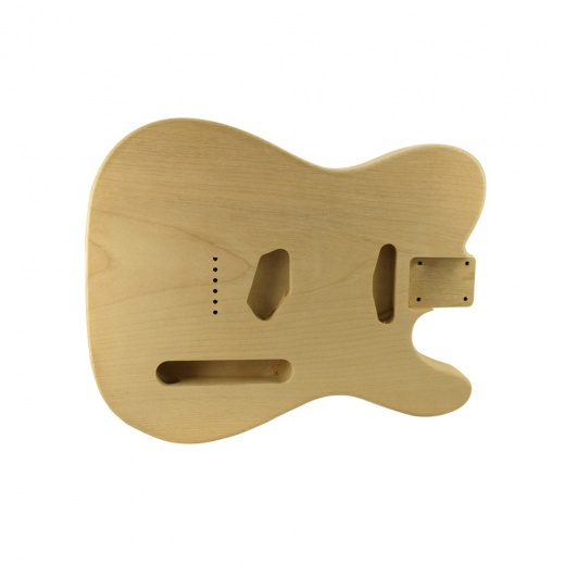 Tele Body Alder - Unfinished