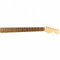 Strat Neck with Rosewood Fingerboard - Clear Gloss Finish